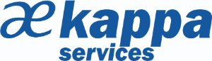 "Logo for ""kappa services"""