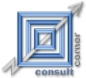 "Logo for ""ConsultCorner Beratung - Coaching - Training"""