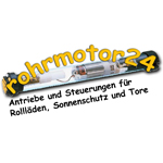 "Logo for ""rohrmotor24"""