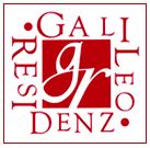 "Logo for ""Galileo Residenz"""