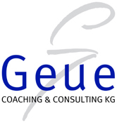 "Logo for ""Geue Coaching & Consulting KG"""