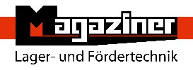 "Logo for ""Magaziner"""