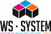 "Logo for ""WS System GmbH"""