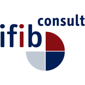 "Logo for ""ifib consult GmbH"""