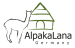 "Logo for ""AlpakaLana Germany"""