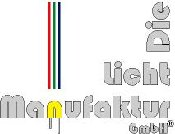 "Logo for ""Lichtmanufaktur"""